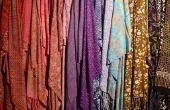 Hoe om te leren van textiel-ontwerpen