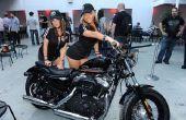 Hoe te te nemen Baffles uit een Harley Softail uitlaat