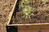 How to Build een verhoogde Garden doos
