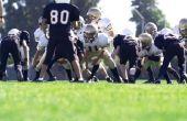 Wat spieren moeten een defensieve lijnwerker training?