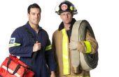 Het gemiddelde salaris van een paramedicus brandweerman