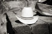 Hoe maak je een reuze Foam cowboyhoed