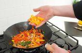 Ga aardappelen goed bij het sauteren?