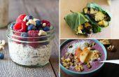 19 trendy ontbijt recepten die u op Instagram willen zult