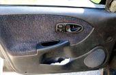 Hoe te auto-deurpanelen verwijderen uit een Saturnus