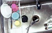 De nadelen van een Offset keuken gootsteen afvoer