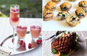 15 belachelijk heerlijk recept-ideeën voor de Paasbrunch