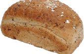 Verschillende soorten brood schimmel