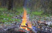 Hoe maak je vuur voorgerechten