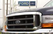 Hoe om 2003 Ford F250 V10 Gas kilometers te verbeteren