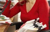 How to Deal met een collega die niet zijn delen van het werk