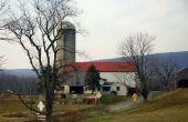 Lijst van agrarische gebouwen