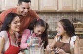 Leuke dingen doen met Kids & voedsel