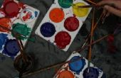 Hoe te repareren schade aan Watercolor Paintings