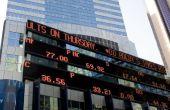 Lijst van grote sectoren in de aandelenmarkt