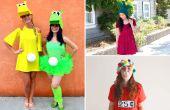 20 goedkope & makkelijk zelfgemaakte Halloween kostuum ideeën voor volwassenen