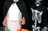 Hoe een auto kofferbak versieren voor Halloween