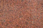 Hoe schoon graniet met Alcohol