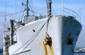 Aantal Merchant Marine schepen veteraan voordelen