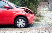 Hoe kunt u zien of een tweedehands auto is geweest bij een ongeval