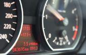 Het verbeteren van de Gas-kilometers voor een Subaru WRX