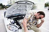 Wat zou leiden tot een auto om te sterven na het vullen met Gas?