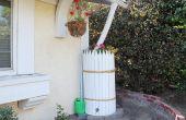 Hoe de bouw van Rain Barrels
