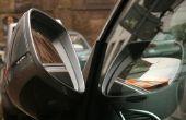 Hoe te verwijderen van Overspray off van auto glas