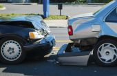 Betaalt u een aftrekbaar als uw auto wordt opgeteld bij een ongeval?
