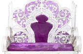 Wat kleuren gaan goed met Royal Purple?