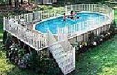 Hoe schoon te houden een bovenstaande Ground Pool