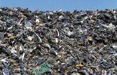California State wetten met betrekking tot de vuilnisbakken