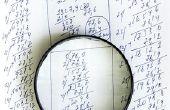 Grondslagen voor financiële verslaggeving en de Procedures
