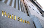 Soorten banen op Wall Street