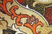 Hoe te verwijderen van vlekken uit wol tapijt