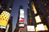 Times Square Hotels met uitzicht op de bal te laten vallen