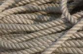Hoe te schrijven met touw