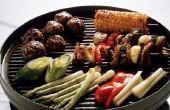 Kan u uw Marinade koken voor Dip?