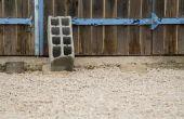 Wat Is de beste manier om zich te ontdoen van alle het grind in uw tuin?