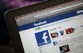Contact opnemen met een levend persoon op Facebook