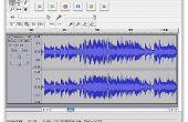 Hoe voeg ik muziek naar uw Podcast met behulp van Audacity