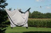 Hoe schoon Polyester/Rayon/Spandex