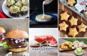 23 eenvoudig eten ideeën voor een afstudeerproject partij