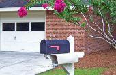 Hoe te schilderen van een metalen brievenbus