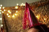 Hoe te te verfraaien een slaapkamer met een String, Mini lampjes