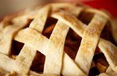 Tips voor het maken van taart korst