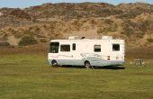 Informatie over wonen in een camper na pensionering