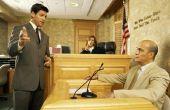 Kun je uit een dagvaarding van het Hof uit angst voor uw eigen veiligheid?