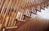 Hoe te verwijderen van houten trappen