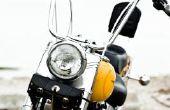 Hoe om te weten als de Starter slecht op uw motorfiets is
